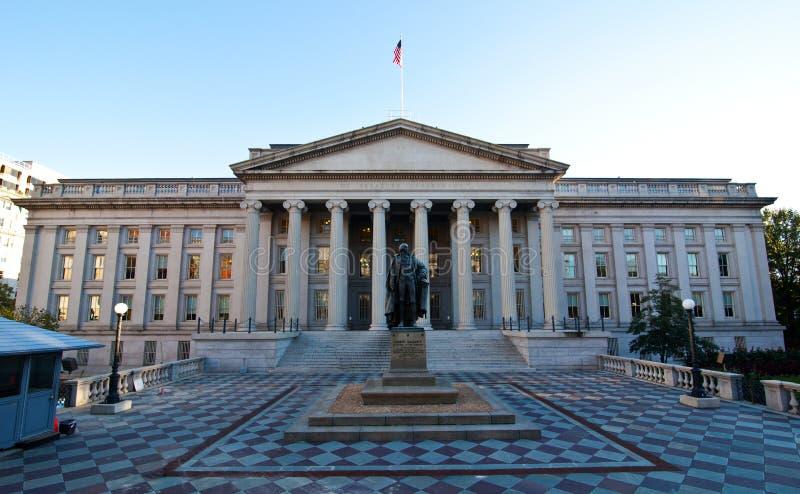 Finansdepartementet arkivbild