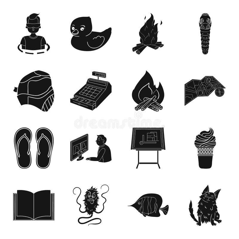 Finanse, podróż, medycyna i inna sieci ikona, ilustracji