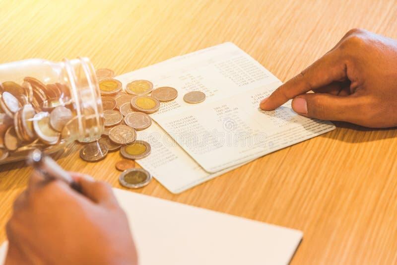 Finanse Ratuje bankowo?ci poj?cie fotografia stock