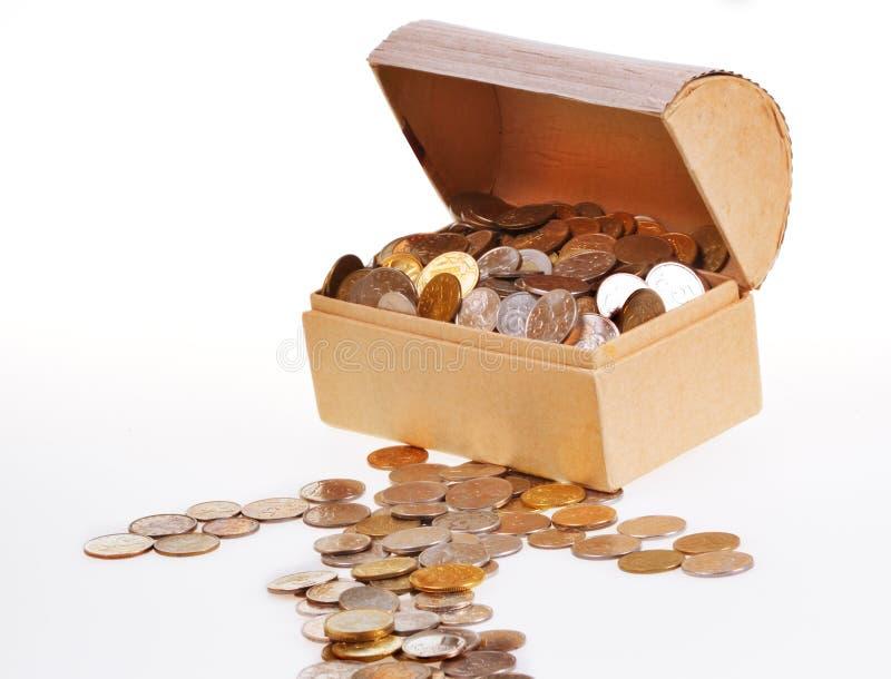 finansiell framgång till långt royaltyfri bild