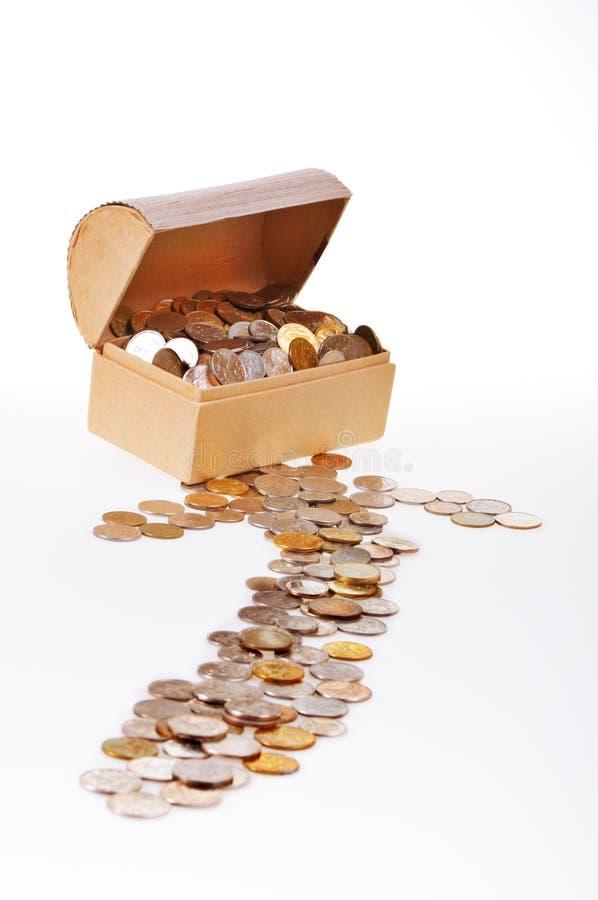 finansiell framgång till långt arkivfoton