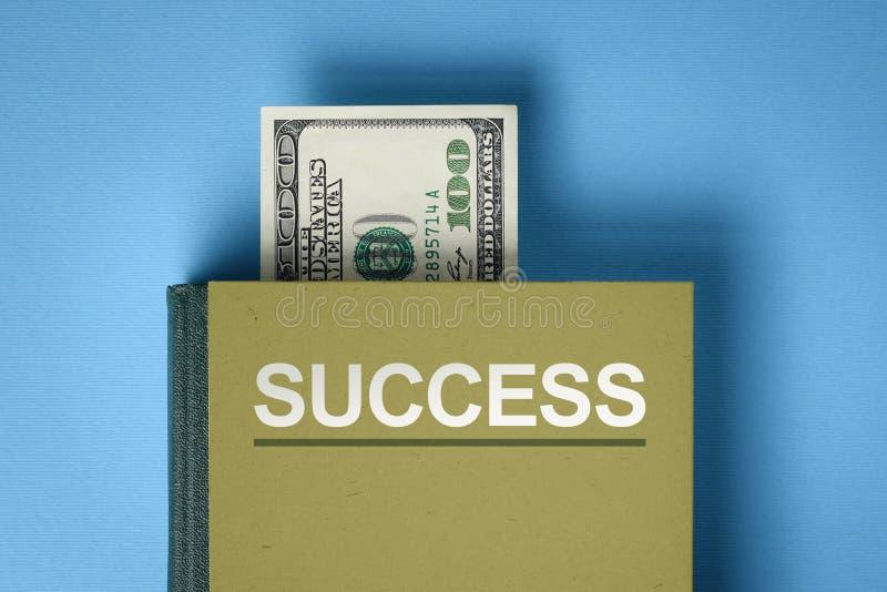 Finansiell framg?ng och rikedom royaltyfri bild