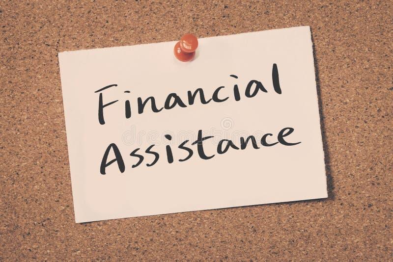 finansiell hjälp fotografering för bildbyråer