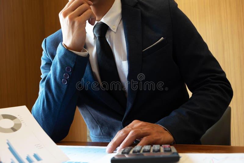 Finansiell inledning f?r cousultation f?r aff?r f?r revisorstadsplanerarem?te royaltyfria foton