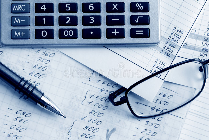 finansiell jämvikt arkivfoton