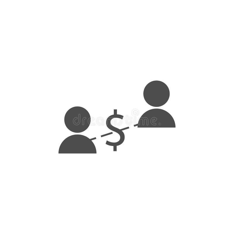 finansiell kommunikation av folksymbolen Beståndsdelar av rengöringsduksymbolen Högvärdig kvalitets- symbol för grafisk design Te vektor illustrationer
