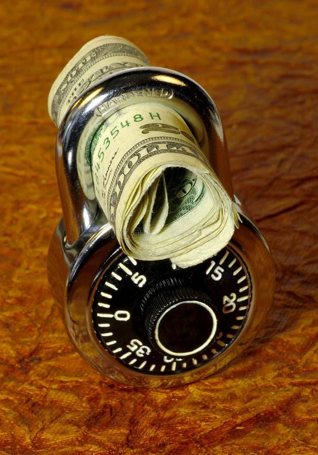 finansiell säkerhet royaltyfri foto
