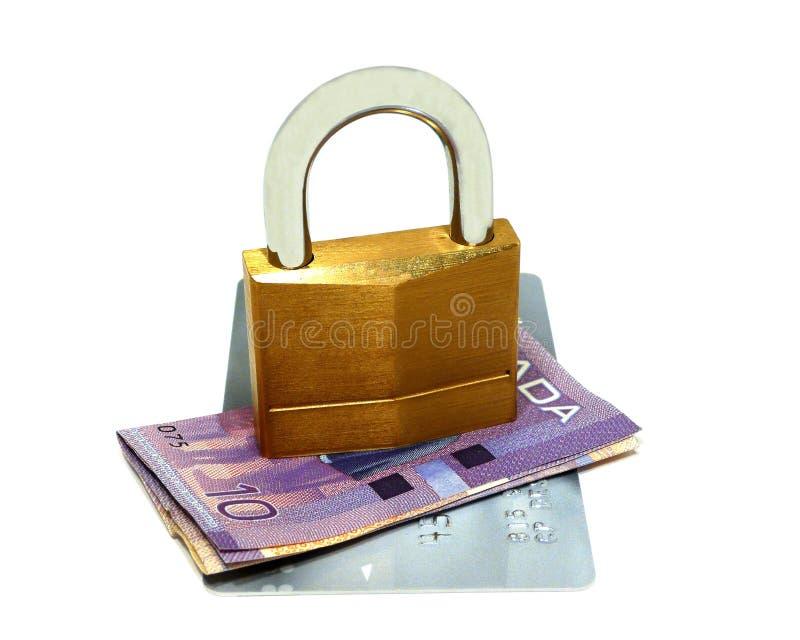 finansiell säkerhet royaltyfria bilder