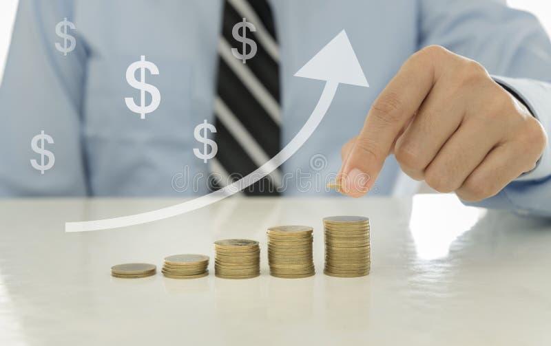 finansiellt arkivbild