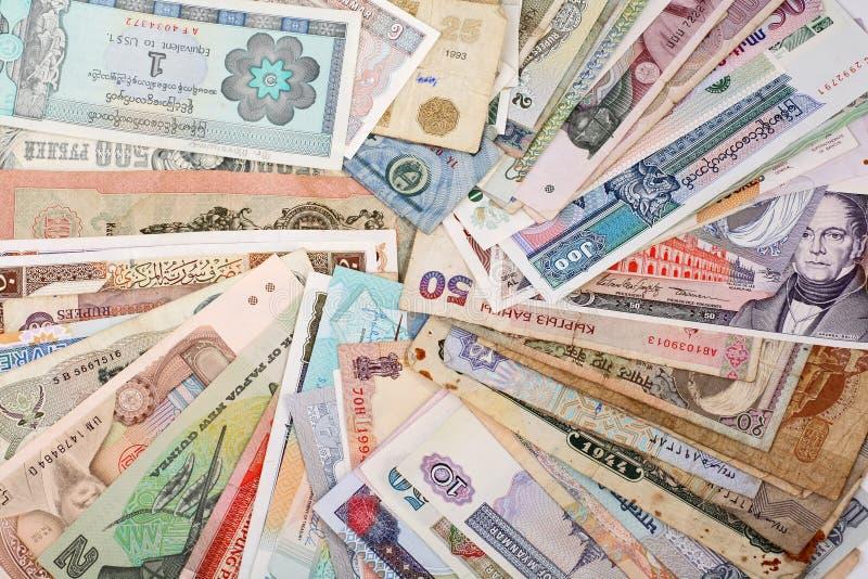 finansinternational royaltyfri bild