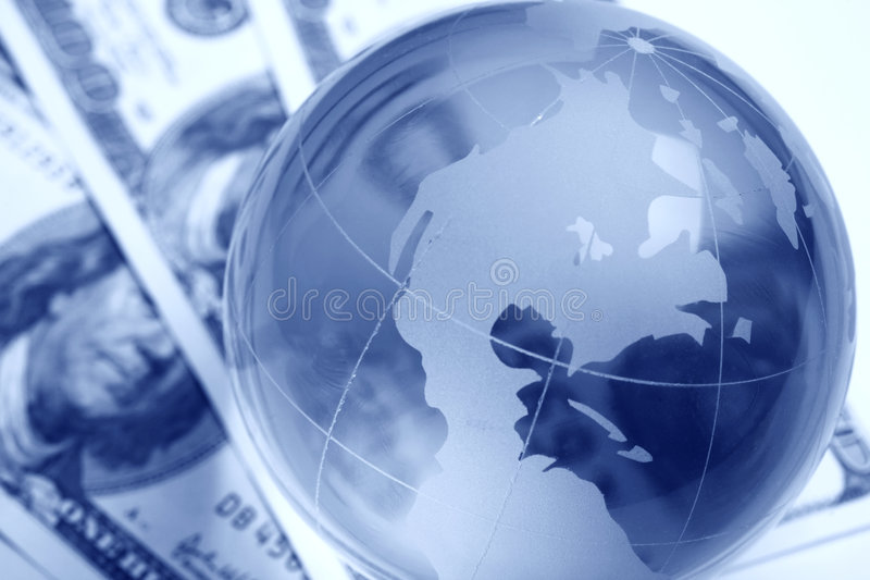 finansinternational royaltyfria bilder