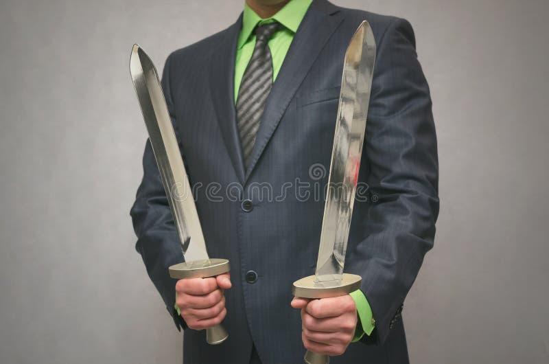 Finansowy asekuracyjny agent Agenta ochrony pojęcie fotografia royalty free