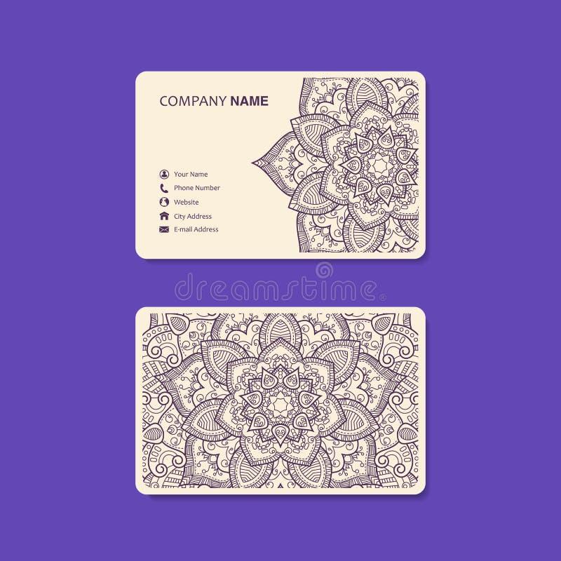 Finanz- und Geschäfts-Serie Dekorative Elemente der Weinlese lizenzfreie abbildung