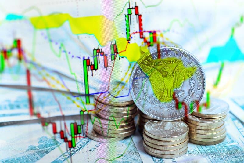 Finanz- und Investitionskonzept lizenzfreie stockfotos