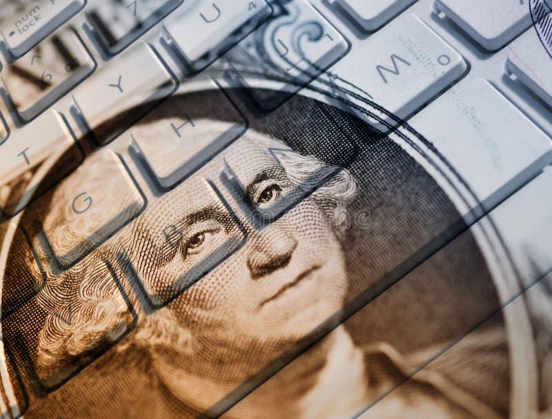 Finanzas americanas imagen de archivo