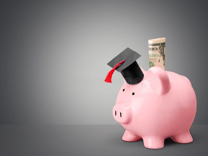 Finanzas de la universidad imagenes de archivo