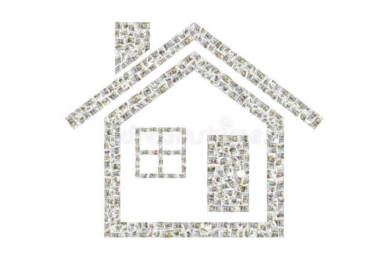 Finanzas del hogar stock de ilustración