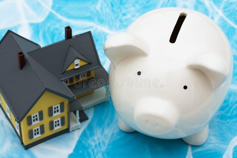 Finanzas del hogar fotografía de archivo