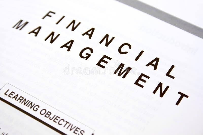 Finanzdokument lizenzfreie stockbilder