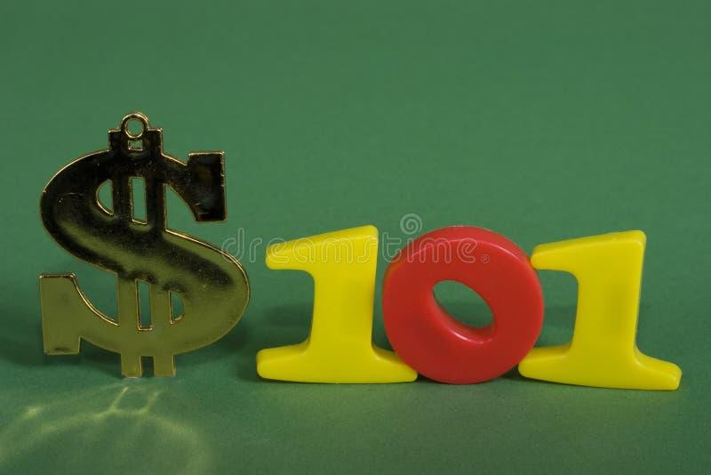 Finanze 101 immagini stock libere da diritti