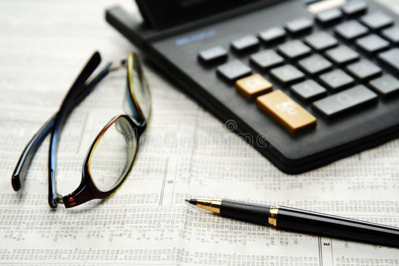 Finanze personali fotografie stock libere da diritti