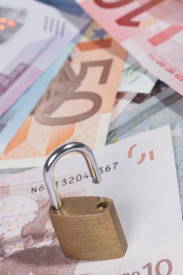 Finanzielle Sicherheit lizenzfreie stockfotos