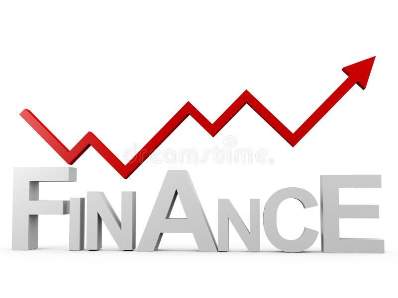 Finanzierung lizenzfreie abbildung