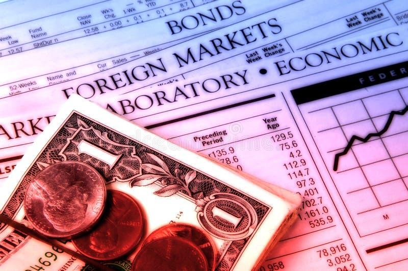 Finanzierung Stockfotos