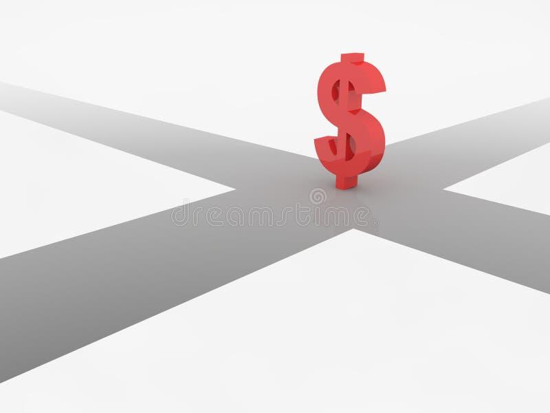 Finanzoptionen lizenzfreie abbildung