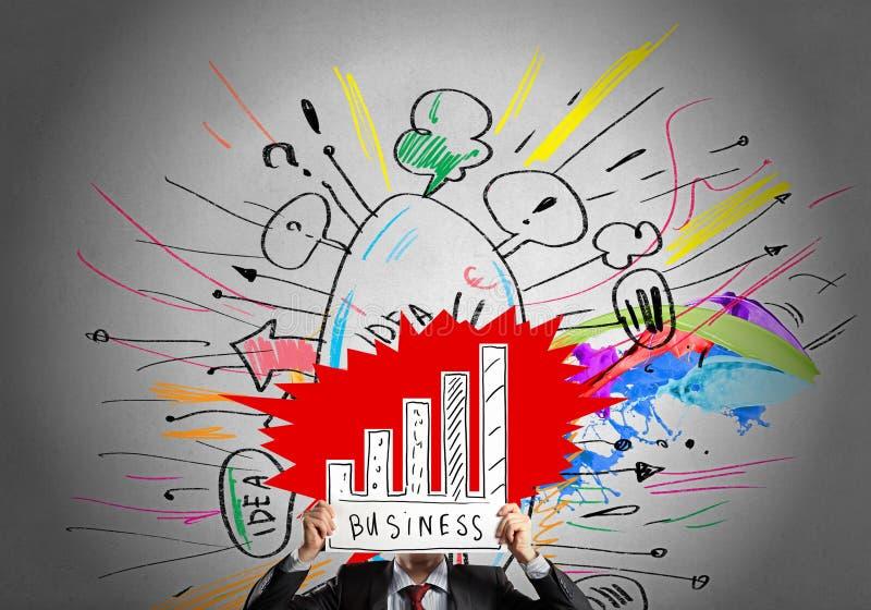 Finanzwachstum und Einkommen vektor abbildung