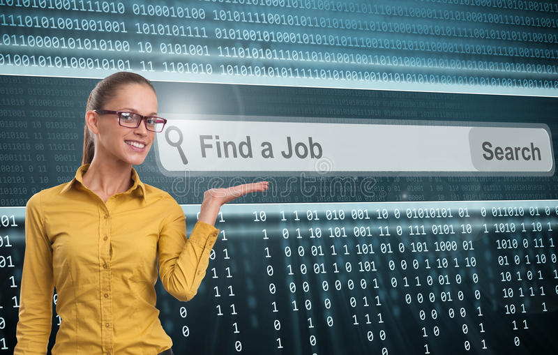 Download Find a job concept stock photo. Image of concept, business - 41703028