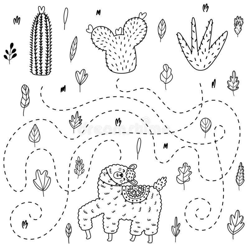Free Cactus Coloring Pages by Sillygeese Publishing LLC | Teachers ... | 800x800