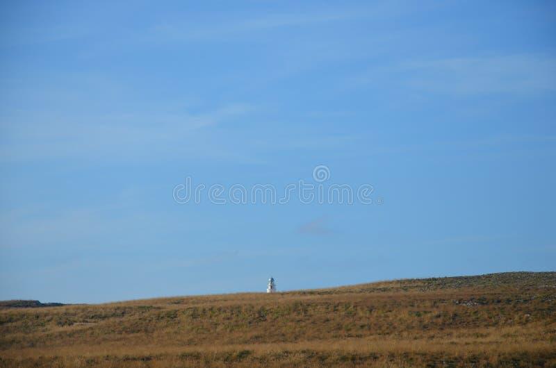 Finden des Leuchtturmes lizenzfreies stockfoto
