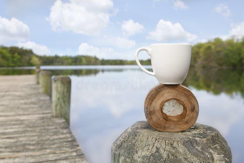 Finden Sie Ihre Balance stockbild