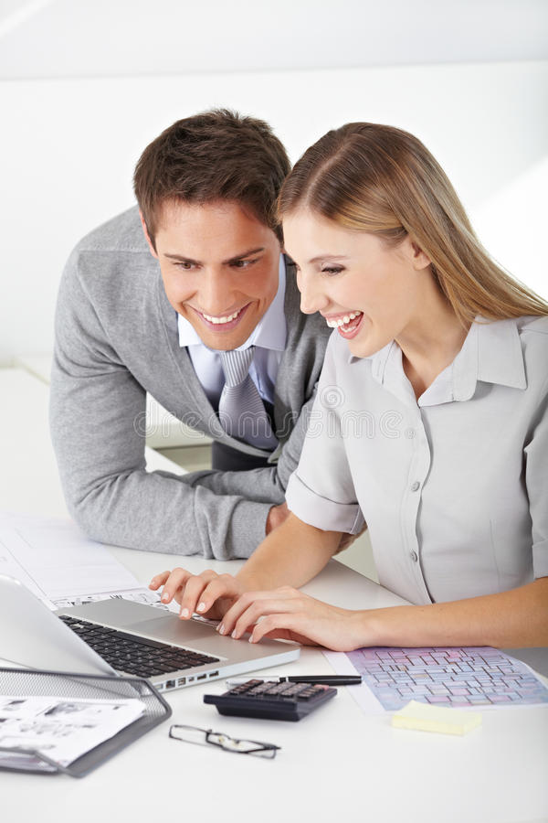 Download Finding A Job In The Internet Stock Image - Image: 26867973