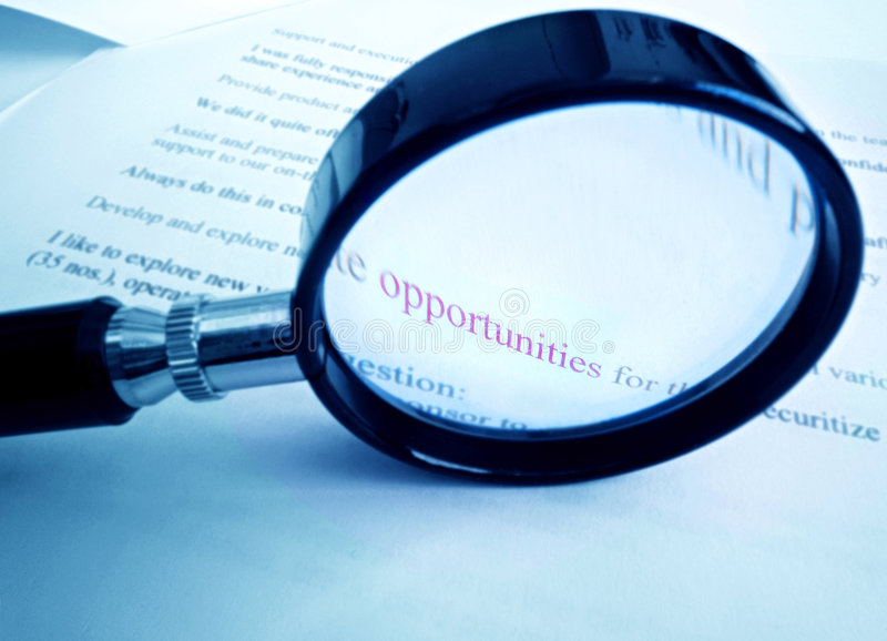 Finding new business & opportunity