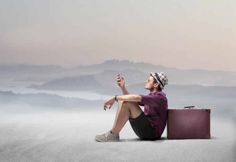 Download Finding the road stock image. Image of read, tourism - 21430923