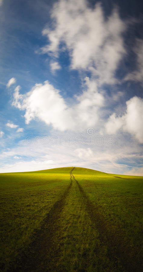 finding your way stock image