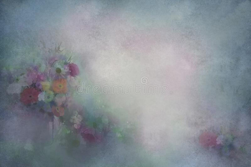 Fine art style wallpaper for photography stock photography