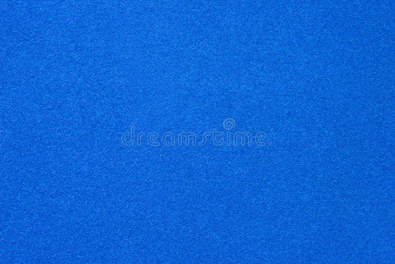 Fine blu della carta del velluto su fotografie stock