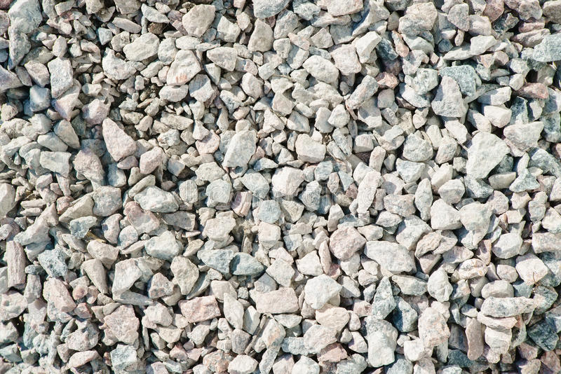 Fine and coarse gravel as background. Or texture stock images