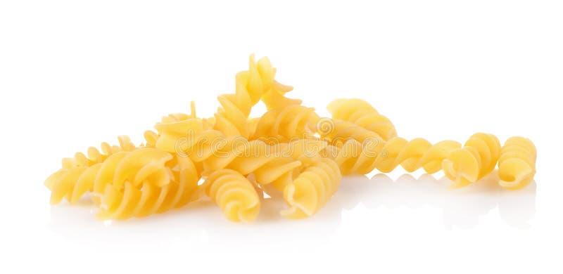 Download Fine Della Pasta Dei Maccheroni Su Isolata Su Bianco Immagine Stock - Immagine di italiano, assortimento: 56877809