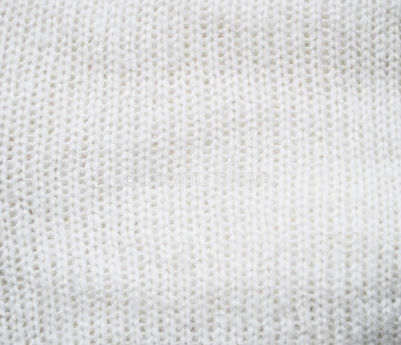 Fine di struttura del maglione della lana su immagine stock