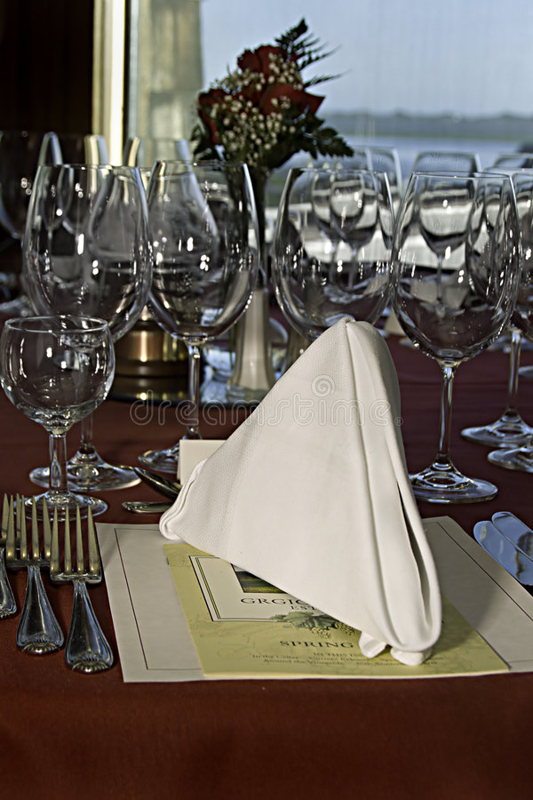 Free Fine Dining - Wine Dinner 2 Royalty Free Stock Images - 2174109