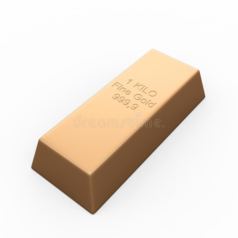 Download Fine Gold Bar Royalty Free Stock Images - Image: 32080829
