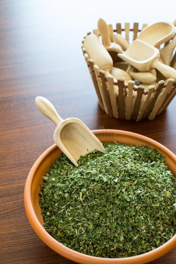 Fine herbs royalty free stock photos