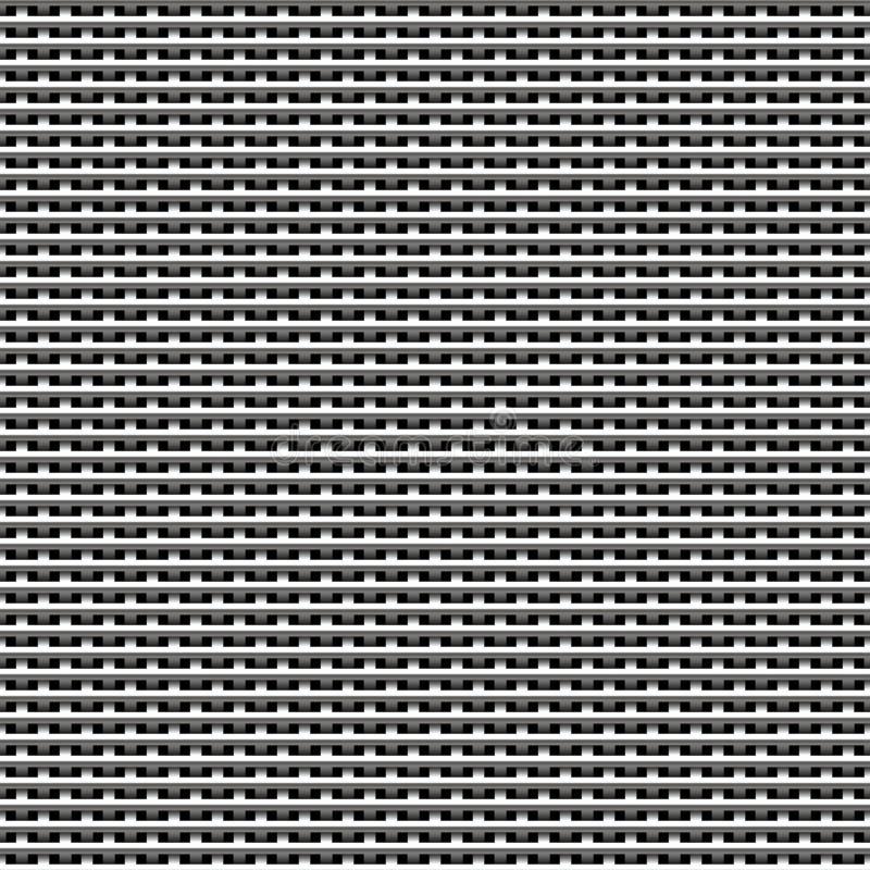 Download Fine metal grid stock illustration. Illustration of element - 9629709