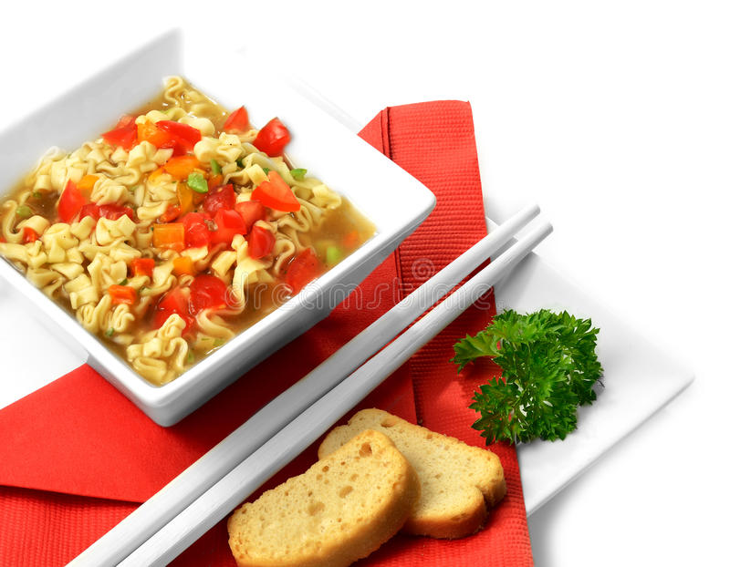 Download Fine Noodles Stock Images - Image: 33414264