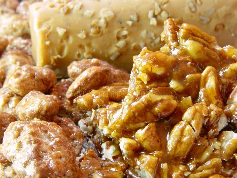 Fine tradizionale messicana della caramella in su fotografia stock