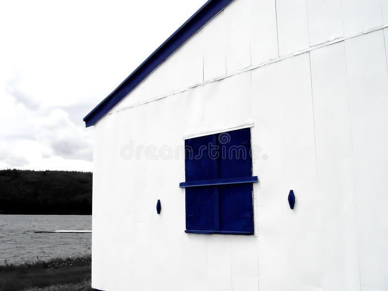 Finestra blu